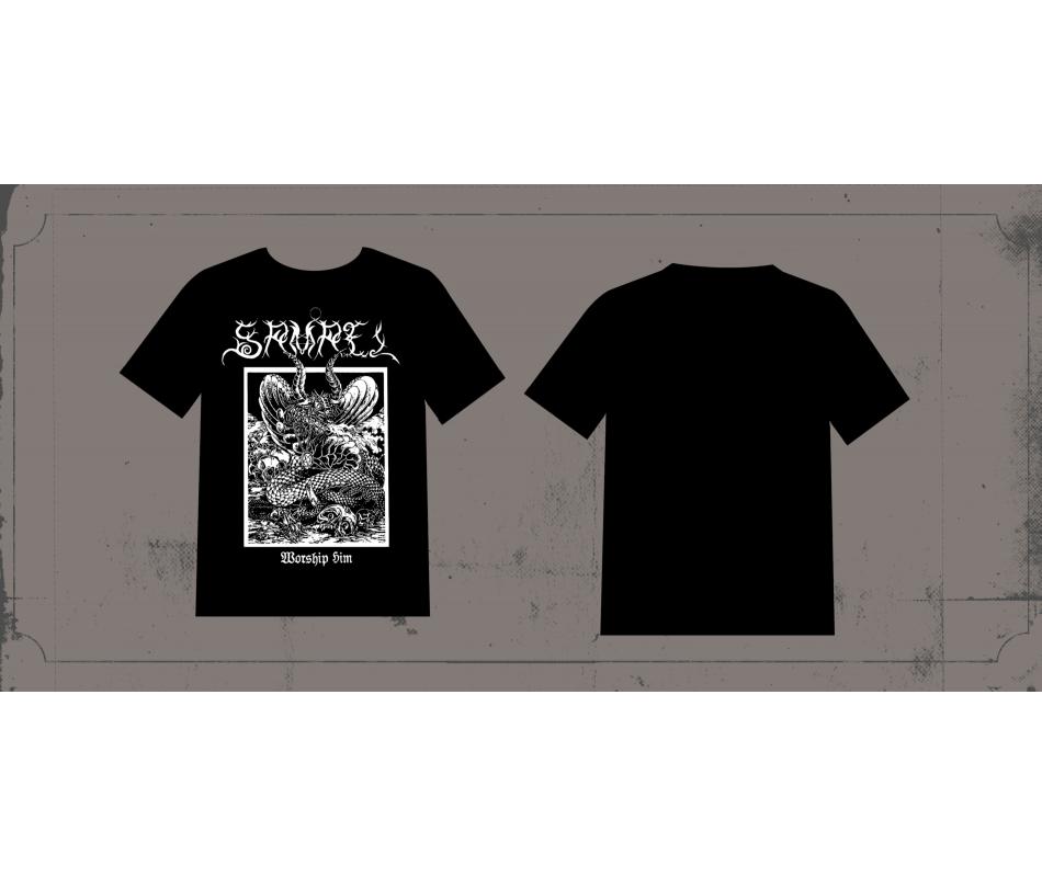 Samael Worship Him Swi Shirt