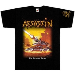 2a0a1d1c Assassin - The Upcoming Terror (Ger), Shirt